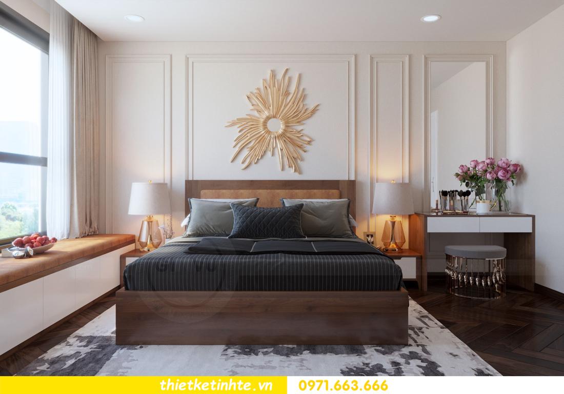 thiết kế nội thất chung cư D Capitale tòa C3 căn 10 nhà chị hằng 08