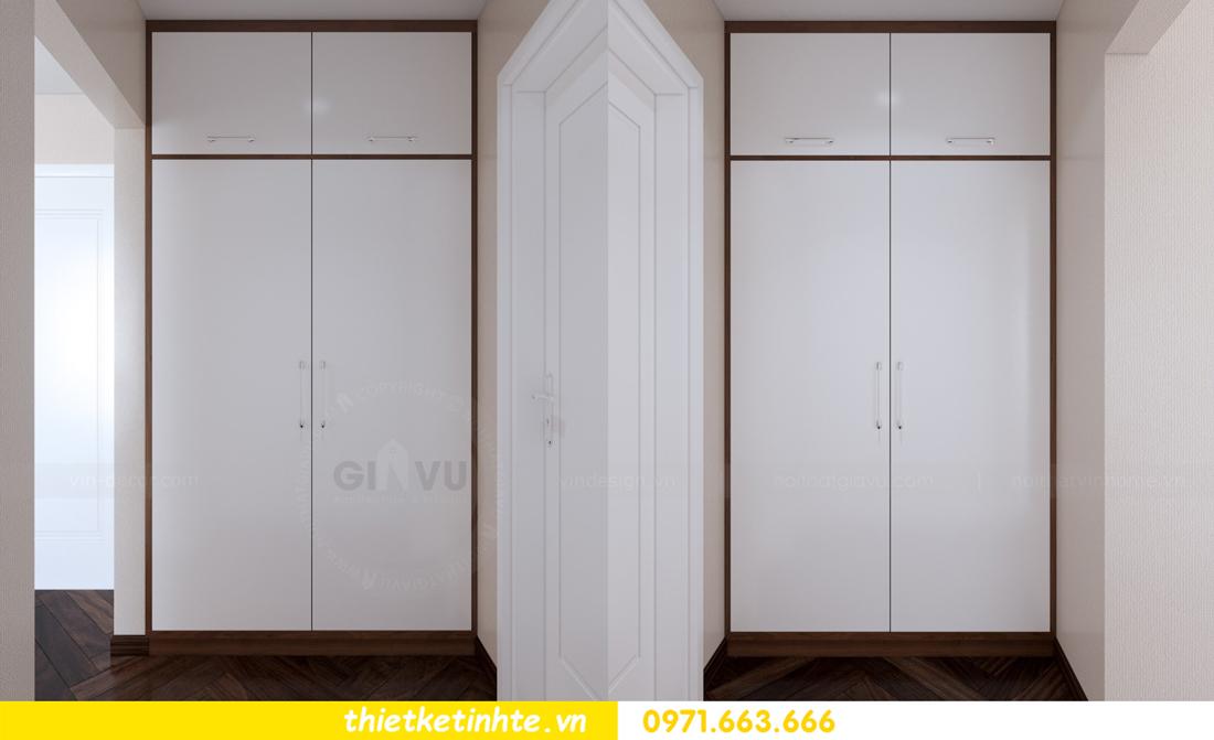 thiết kế nội thất chung cư D Capitale tòa C3 căn 10 nhà chị hằng 09