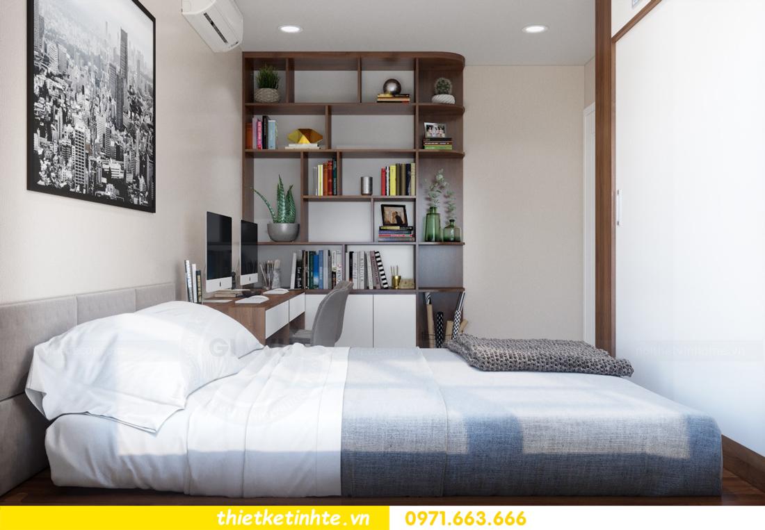 thiết kế nội thất chung cư D Capitale tòa C3 căn 10 nhà chị hằng 13