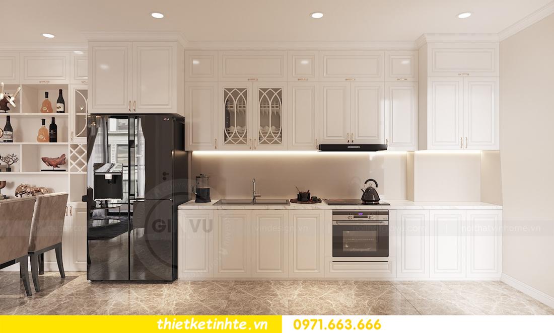 thiết kế nội thất chung cư DCapitale 2 phòng ngủ C3-02 chị Phương 04