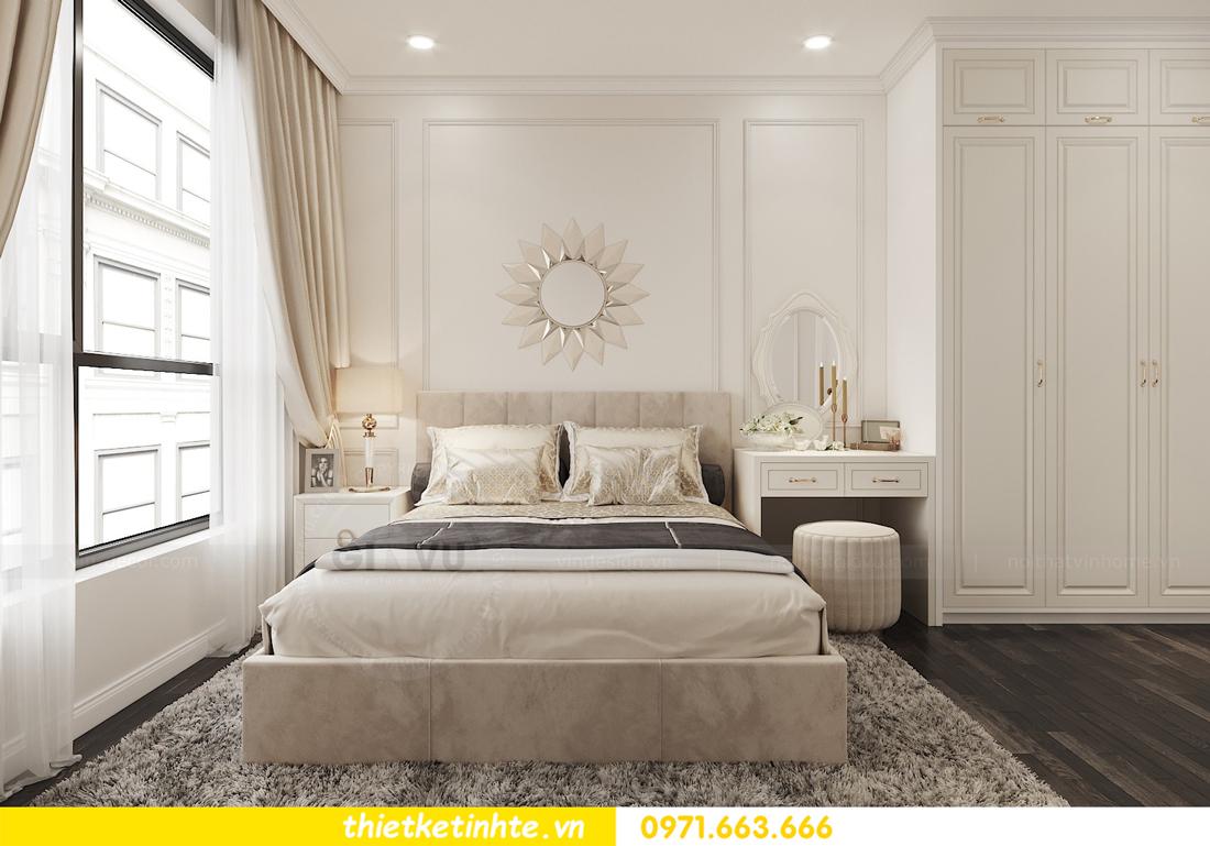 thiết kế nội thất chung cư DCapitale 2 phòng ngủ C3-02 chị Phương 05
