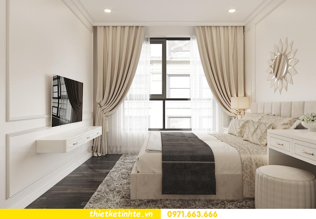 thiết kế nội thất chung cư DCapitale 2 phòng ngủ C3-02 chị Phương 06