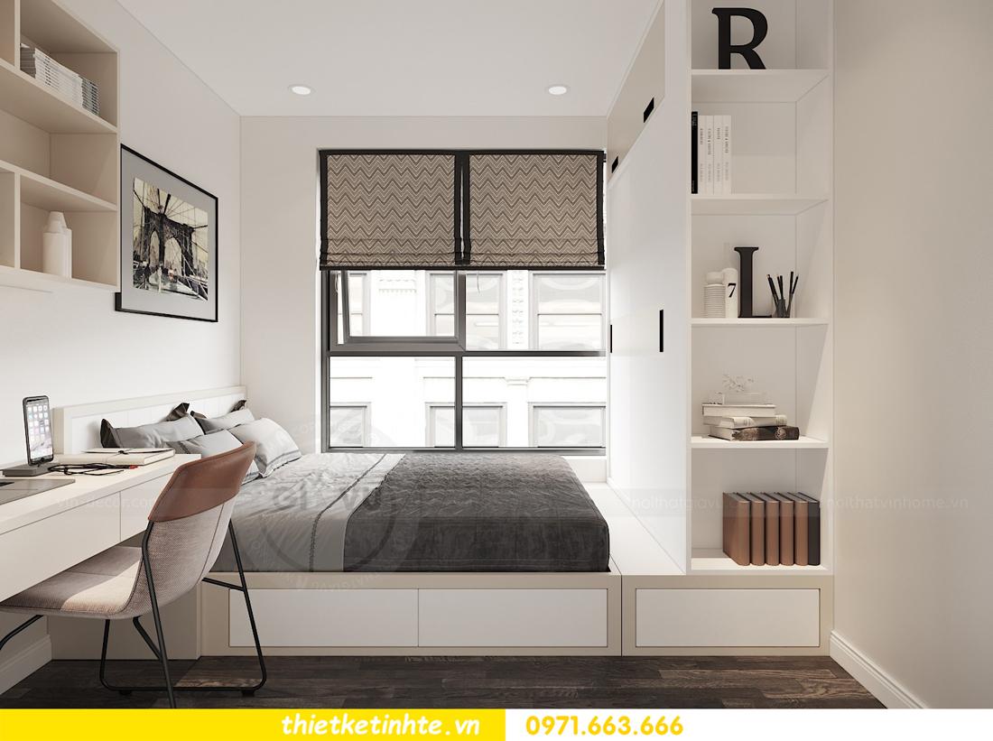 thiết kế nội thất chung cư DCapitale 2 phòng ngủ C3-02 chị Phương 07