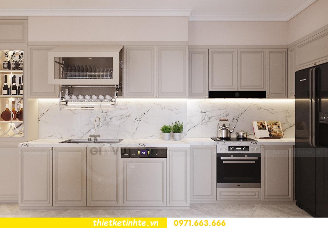 thiết kế nội thất chung cư DCapitale Tân Hoàng Minh C3 căn hộ 11 View5