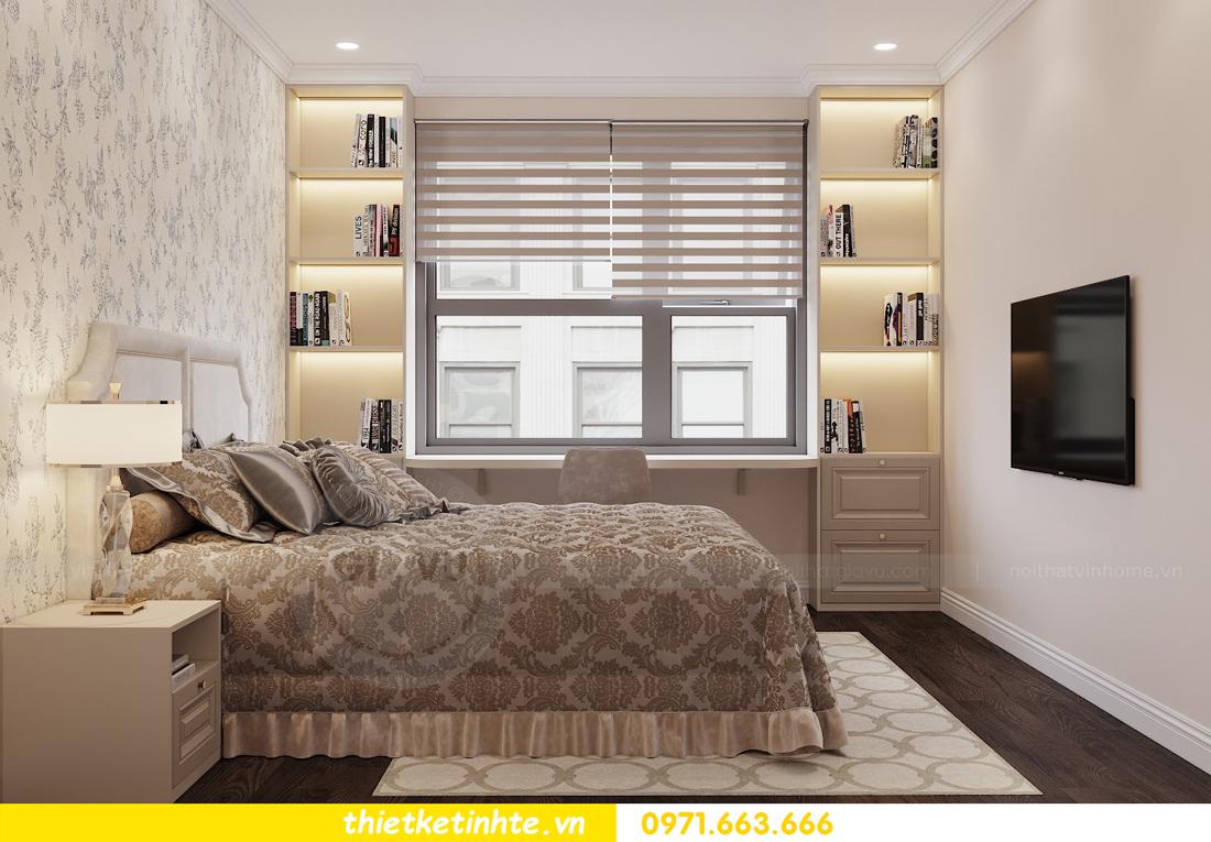 thiết kế nội thất chung cư DCapitale Tân Hoàng Minh C3 căn hộ 11 View6