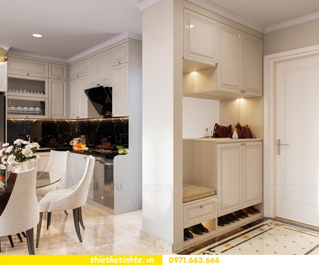 thiết kế nội thất chung cư DCapitale tòa C7 căn 08 1