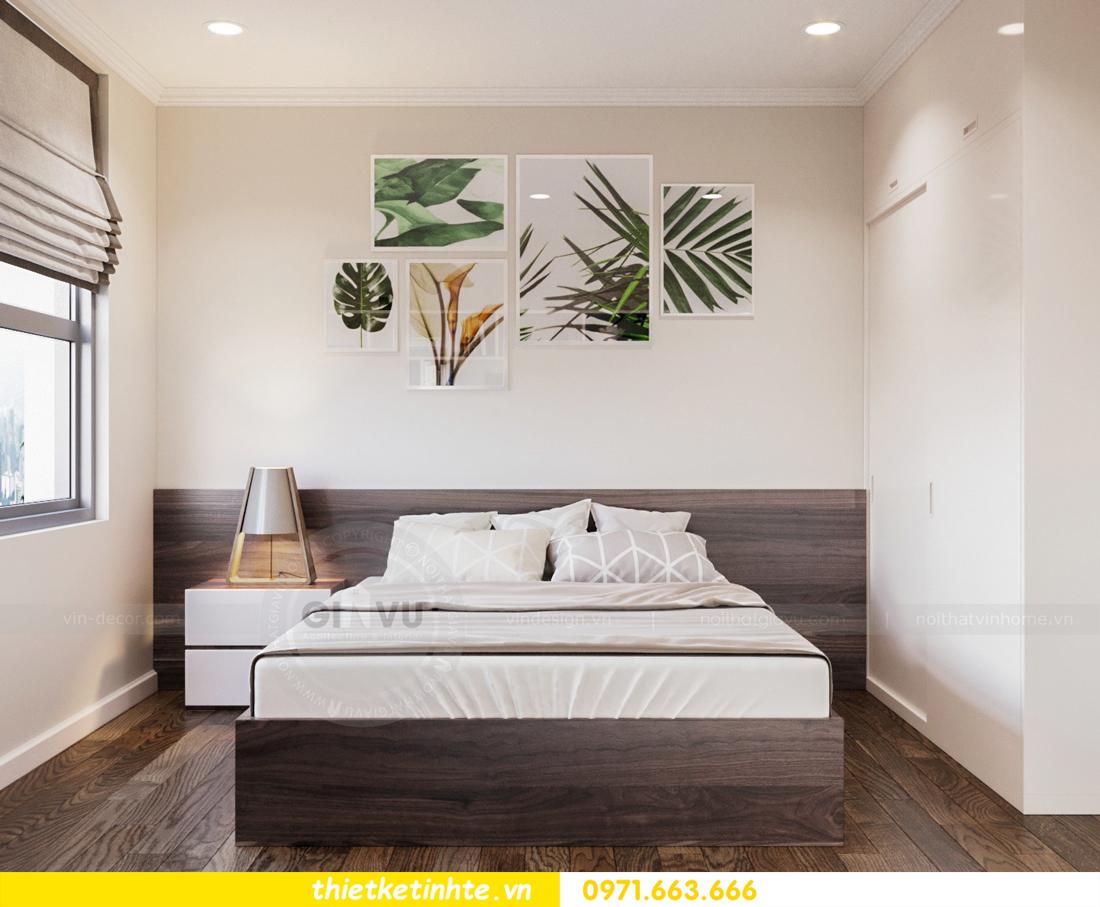 thiết kế nội thất chung cư DCapitale tòa C7 căn 08 8