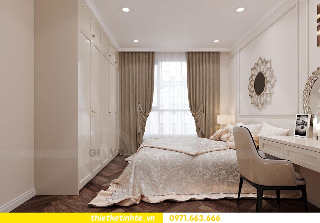 thiết kế nội thất chung cư DCapitale tòa C7 căn 12 chị Hương 08