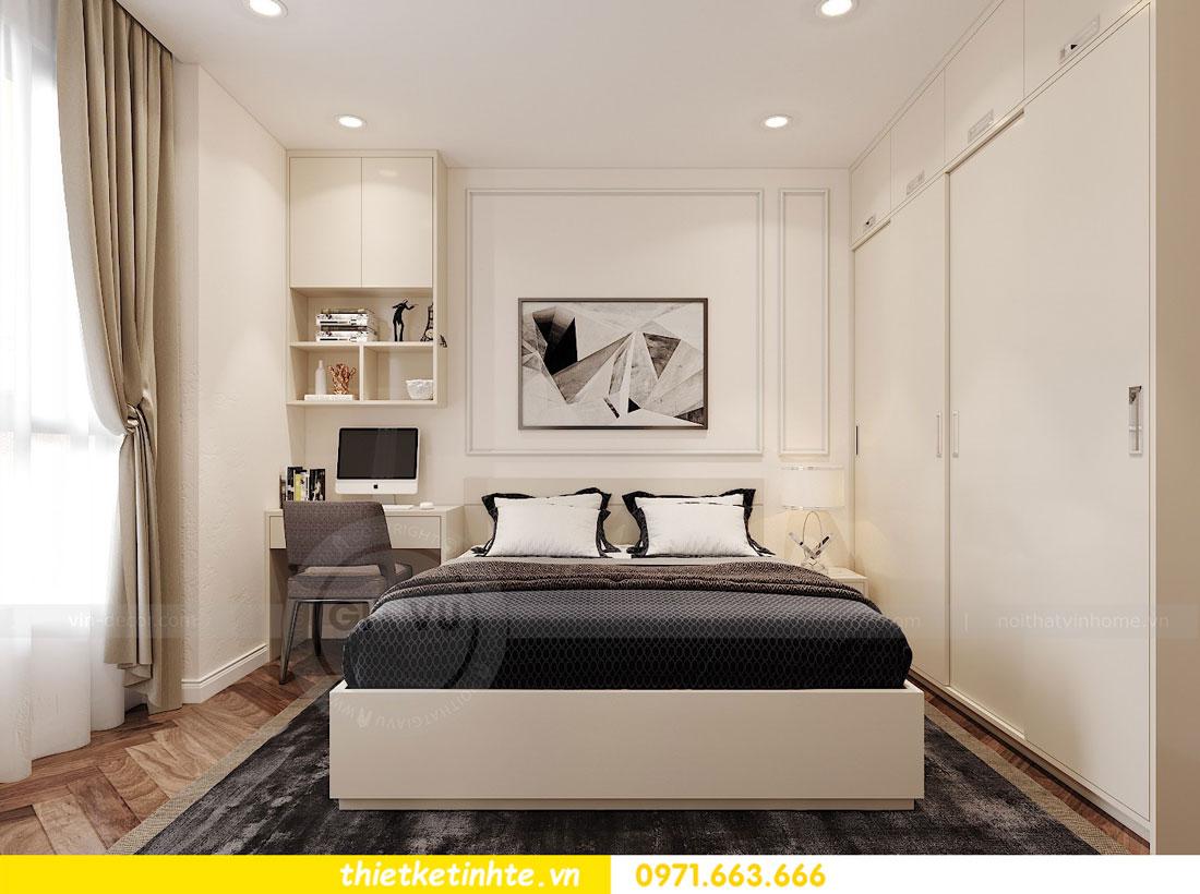 thiết kế nội thất chung cư DCapitale tòa C7 căn 12 chị Hương 09