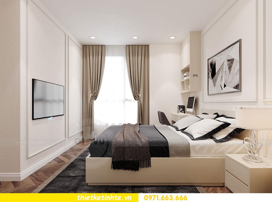 thiết kế nội thất chung cư DCapitale tòa C7 căn 12 chị Hương 10