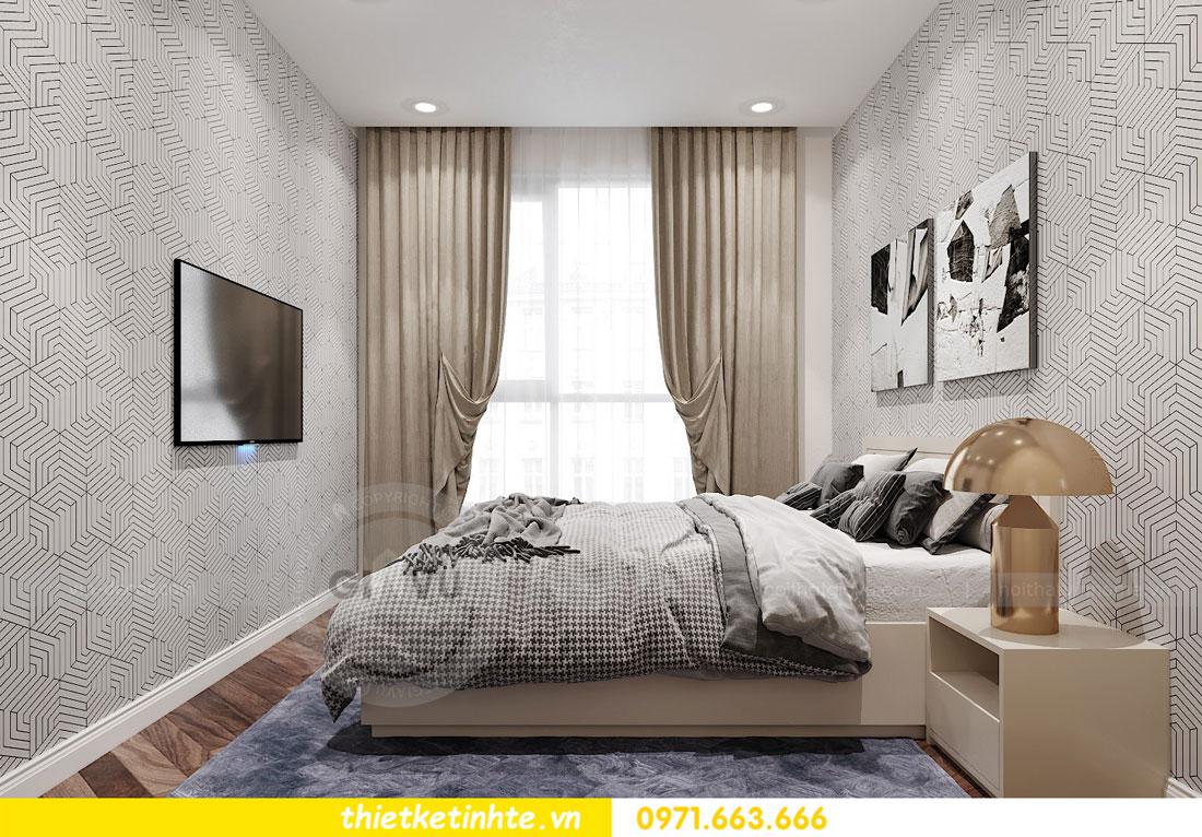 thiết kế nội thất chung cư DCapitale tòa C7 căn 12 chị Hương 12