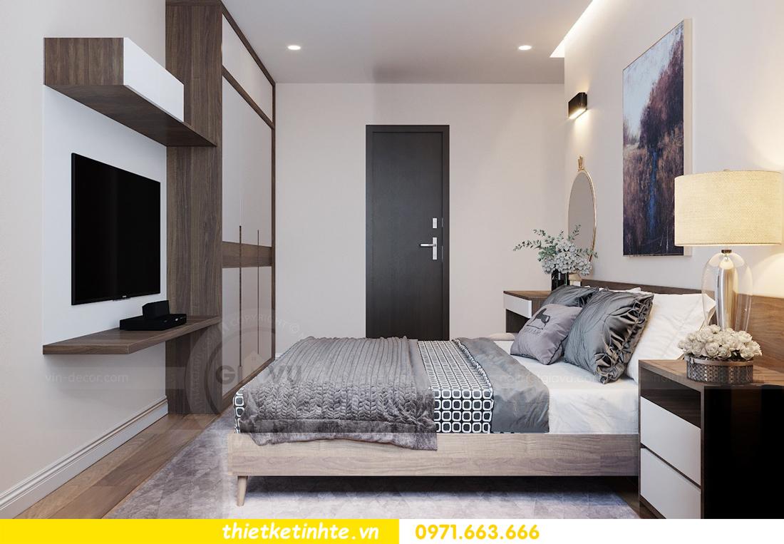 thiết kế nội thất chung cư Ngoại Giao Đoàn N01-T4 2306 06