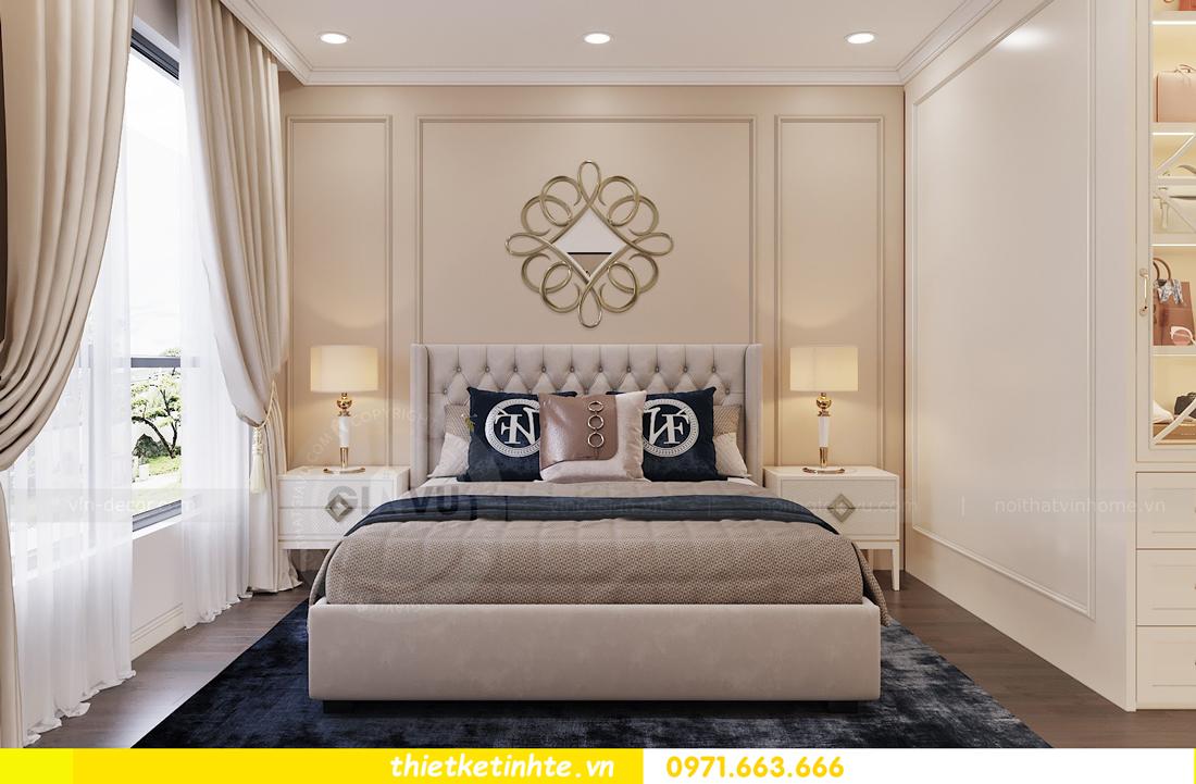 thiết kế nội thất chung cư Vinhomes DCapitale tòa C3 căn 06 nhà A Chung 04