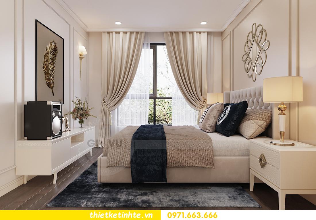 thiết kế nội thất chung cư Vinhomes DCapitale tòa C3 căn 06 nhà A Chung 05
