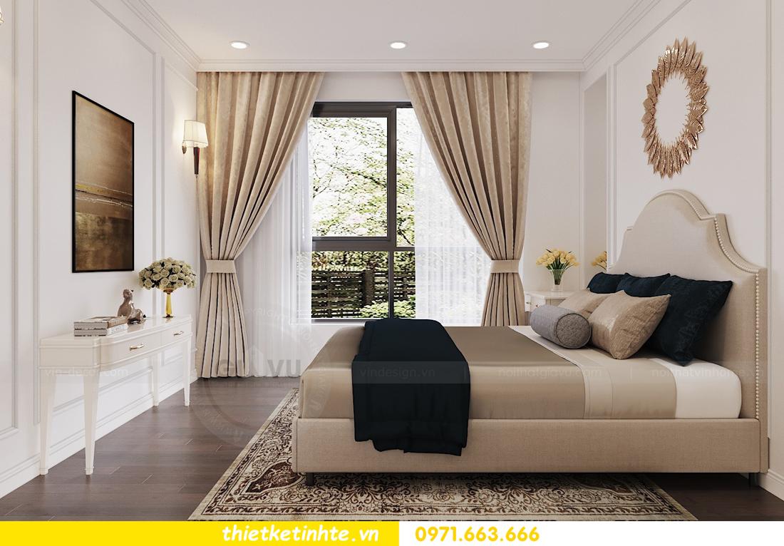 thiết kế nội thất chung cư Vinhomes DCapitale tòa C3 căn 06 nhà A Chung 08
