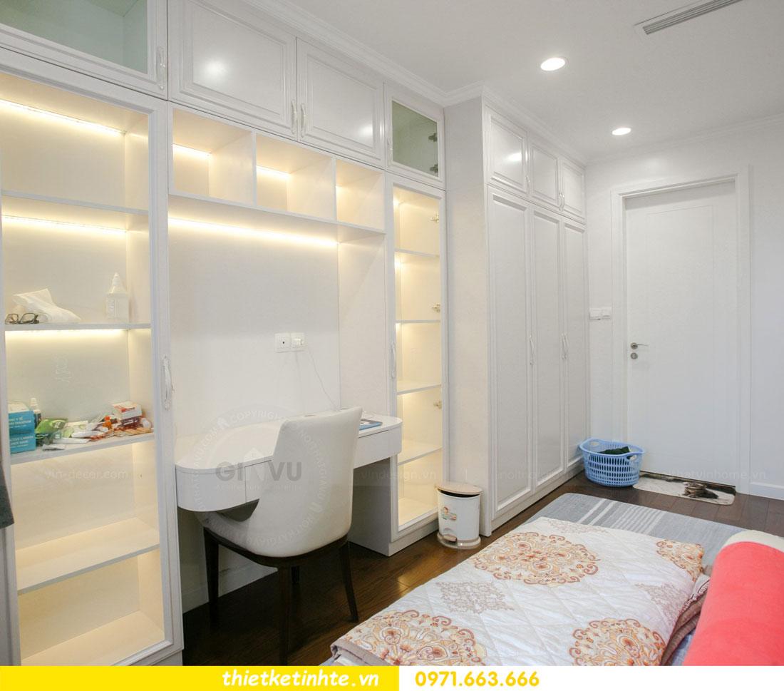 thi công nội thất chung cư với 150 triệu nhà anh Luân 11