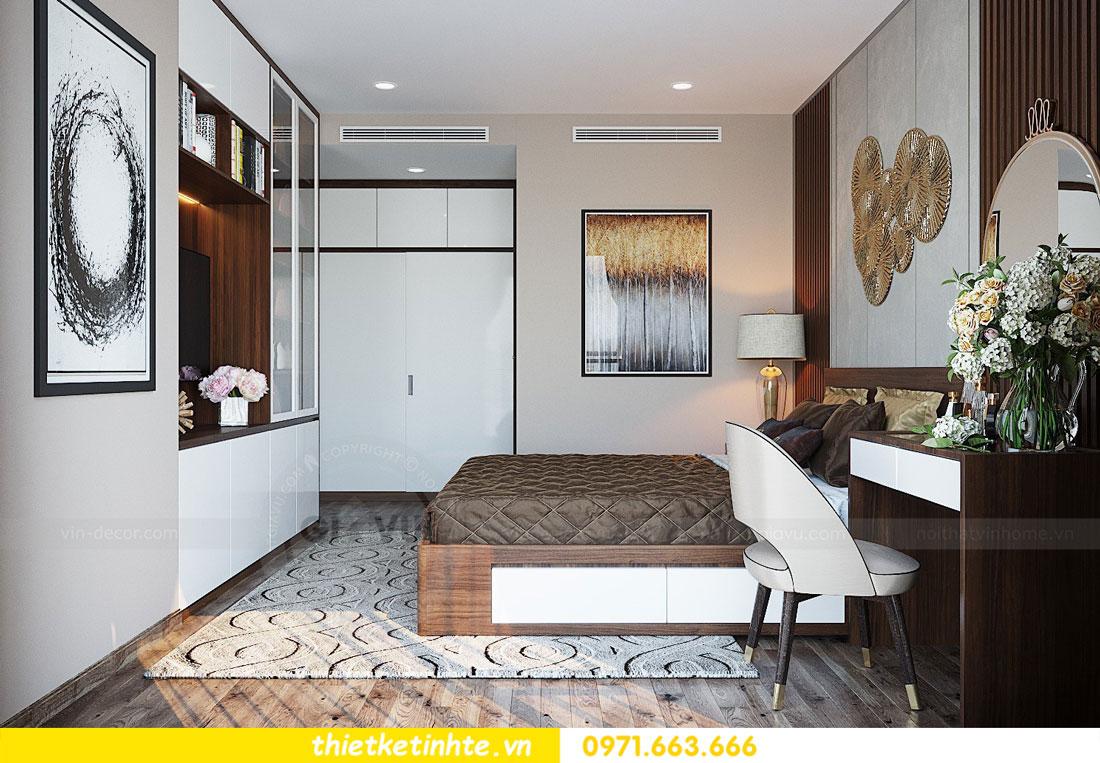 thiết kế nội thất căn hộ 3 phòng ngủ sang trọng, tiện nghi 10
