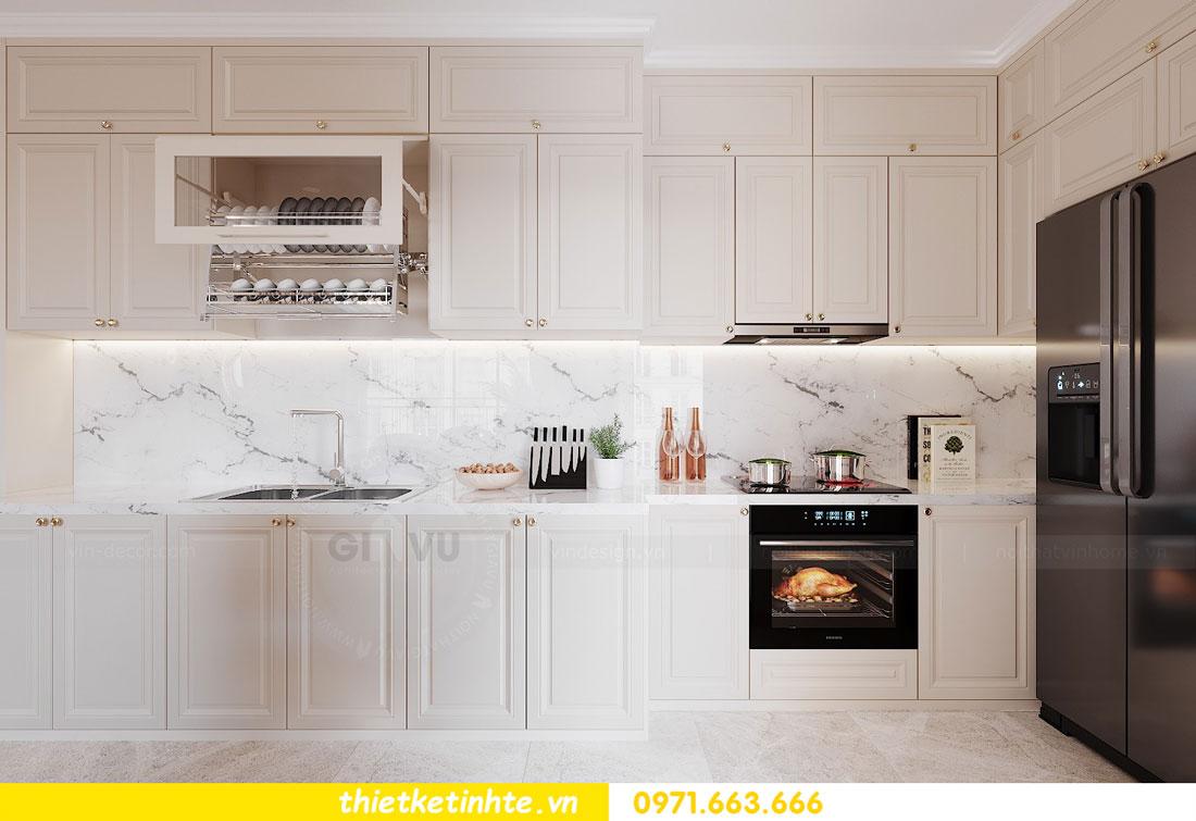 thiết kế nội thất căn hộ 76m2 tại chung cư DCapitale nhà anh Phương 6