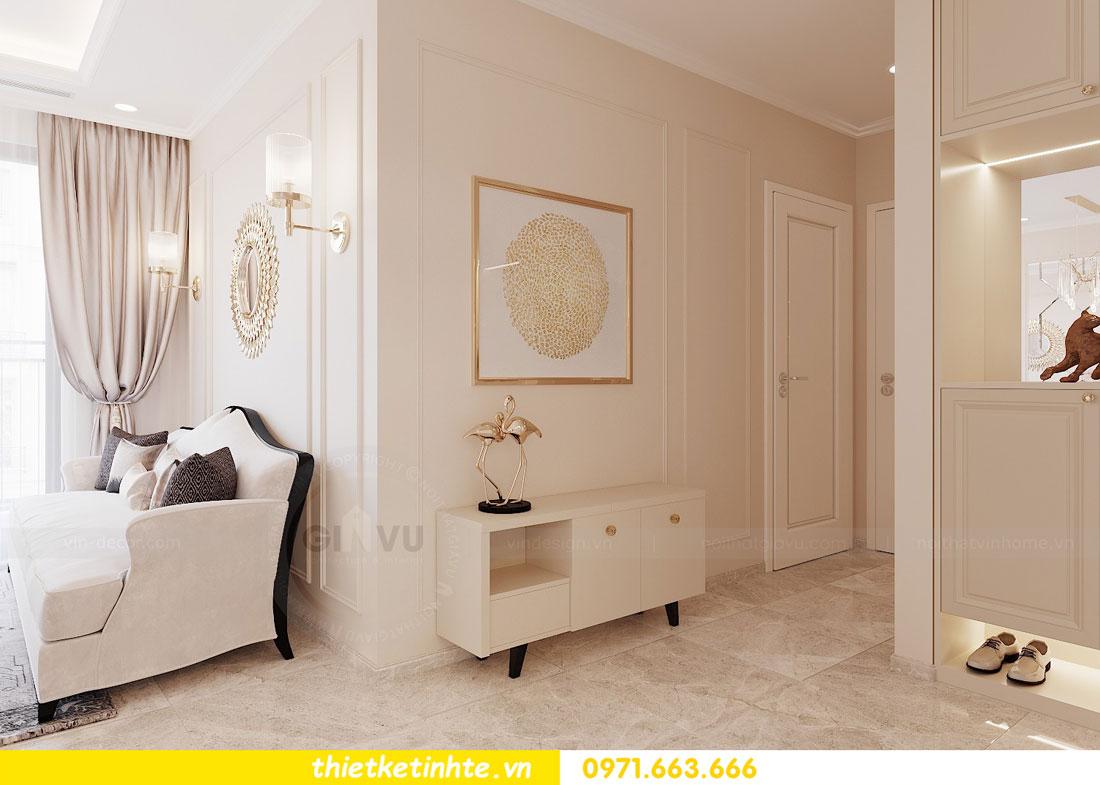 thiết kế nội thất căn hộ 76m2 tại chung cư DCapitale nhà anh Phương 7