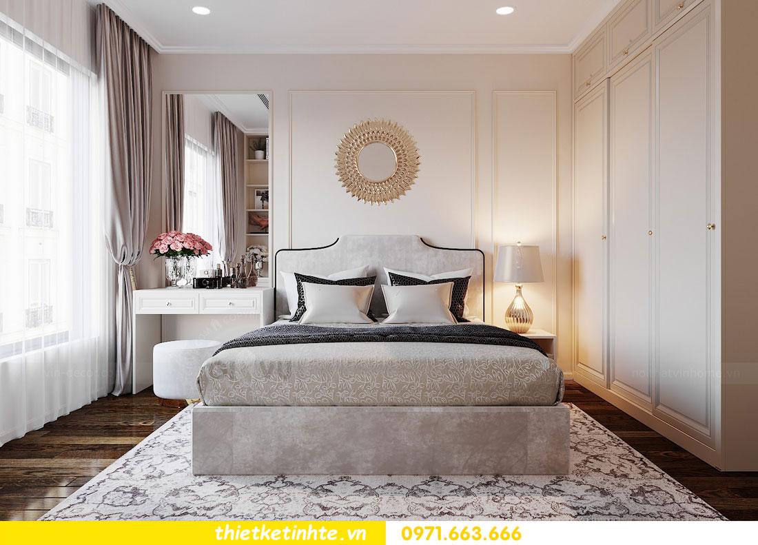 thiết kế nội thất căn hộ 76m2 tại chung cư DCapitale nhà anh Phương 8