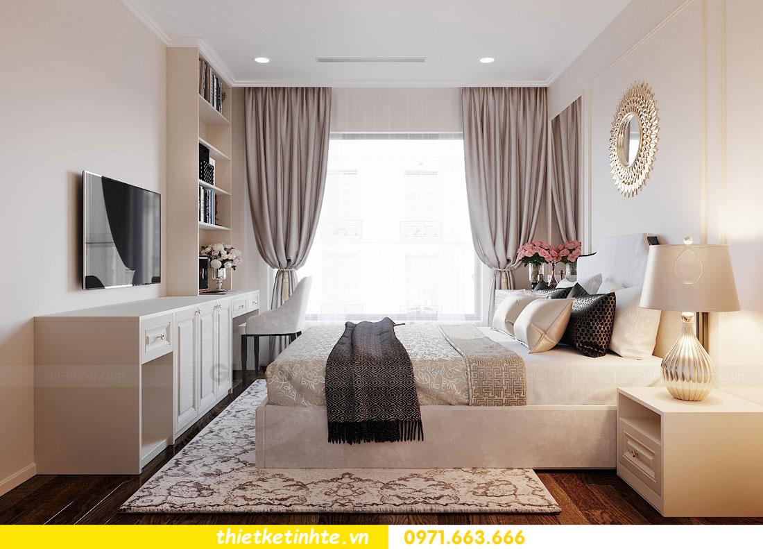 thiết kế nội thất căn hộ 76m2 tại chung cư DCapitale nhà anh Phương 9