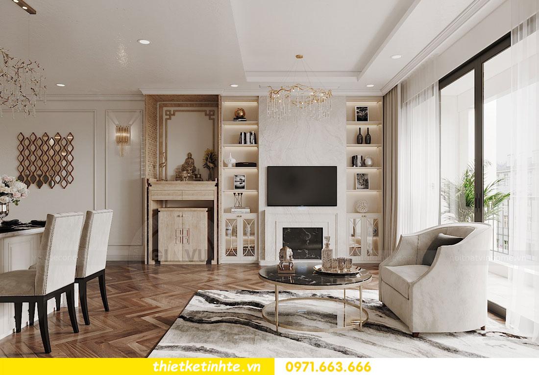 thiết kế nội thất căn hộ DCapitale tòa C7 căn 08 anh Lượng 03