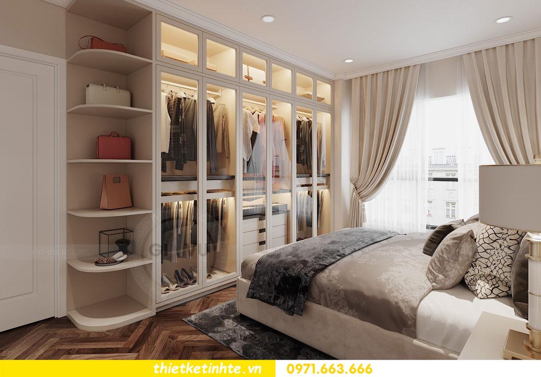 thiết kế nội thất căn hộ DCapitale tòa C7 căn 08 anh Lượng 05