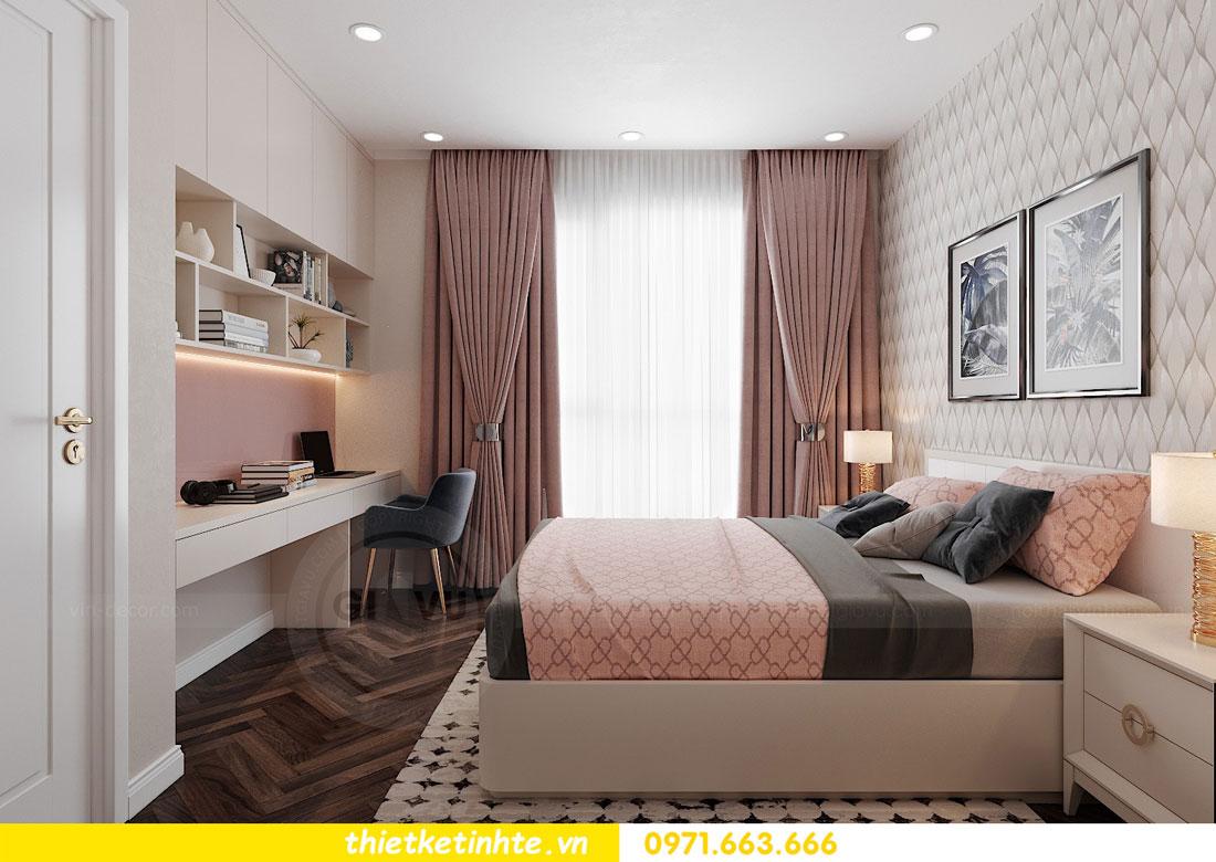 thiết kế nội thất căn hộ DCapitale tòa C7 căn 08 anh Lượng 06