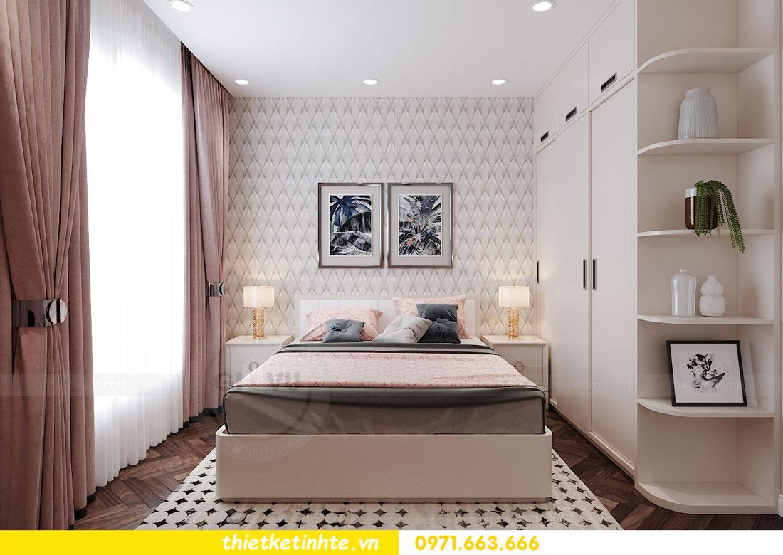 thiết kế nội thất căn hộ DCapitale tòa C7 căn 08 anh Lượng 07