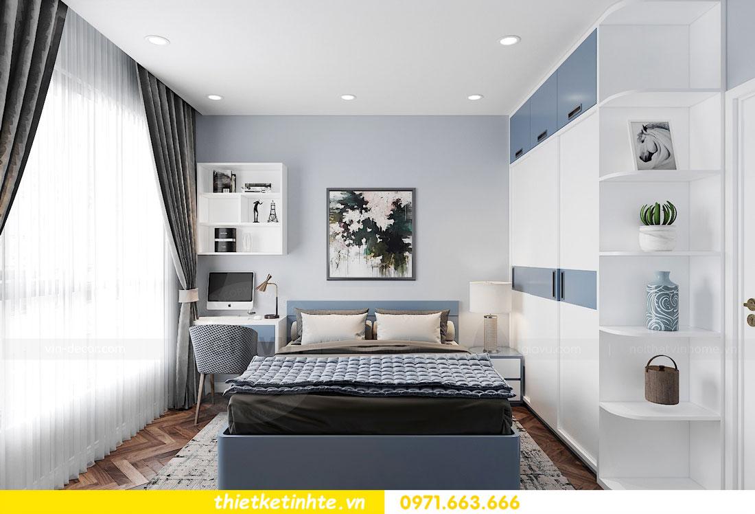 thiết kế nội thất căn hộ DCapitale tòa C7 căn 08 anh Lượng 08