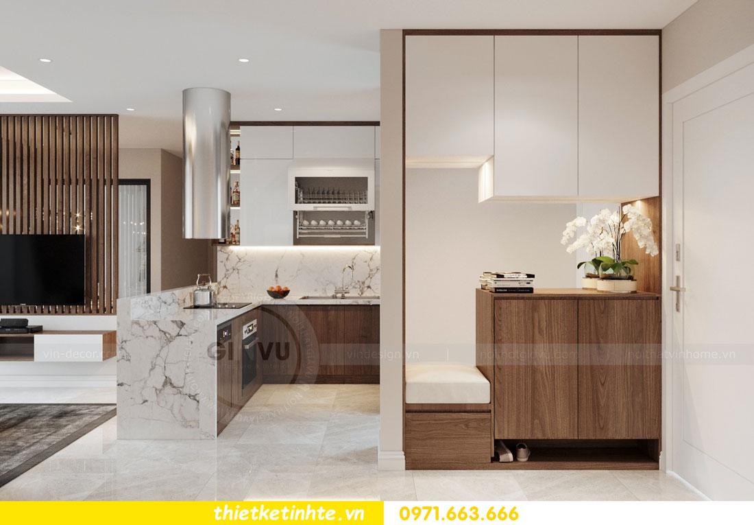 thiết kế nội thất chung cư 90m2 tại dự án DCapitale anh Đoan 01