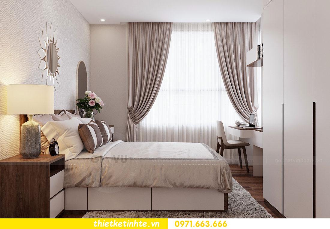 thiết kế nội thất chung cư 90m2 tại dự án DCapitale anh Đoan 06