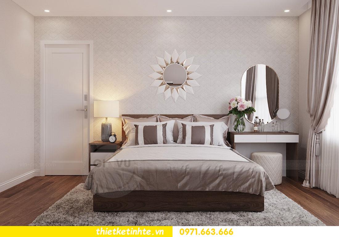thiết kế nội thất chung cư 90m2 tại dự án DCapitale anh Đoan 07