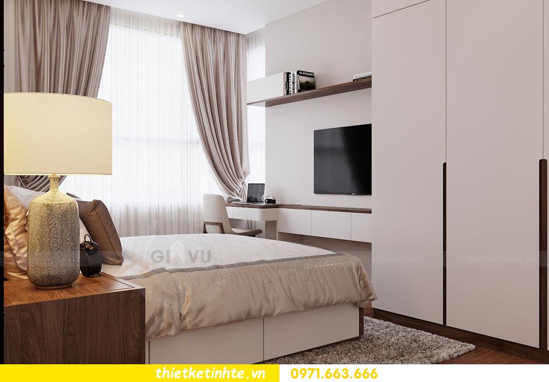 thiết kế nội thất chung cư 90m2 tại dự án DCapitale anh Đoan 08