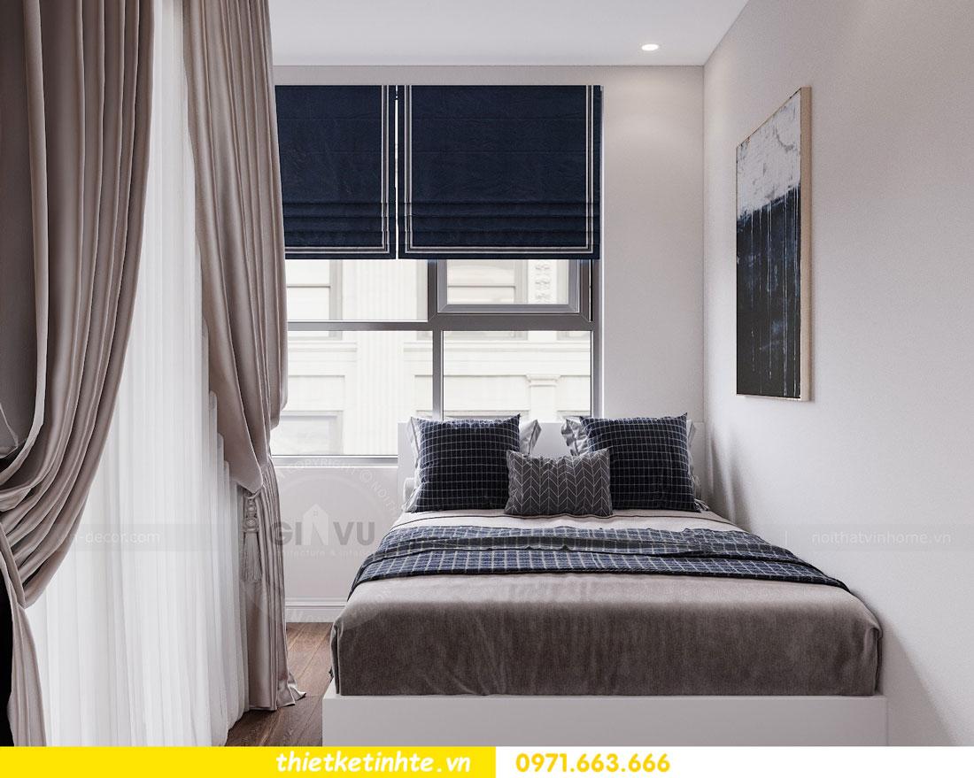 thiết kế nội thất chung cư 90m2 tại dự án DCapitale anh Đoan 10