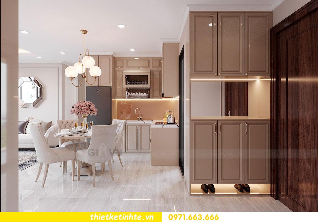 thiết kế nội thất chung cư DCapitale tòa C7 căn 02 nhà chị Thủy 1