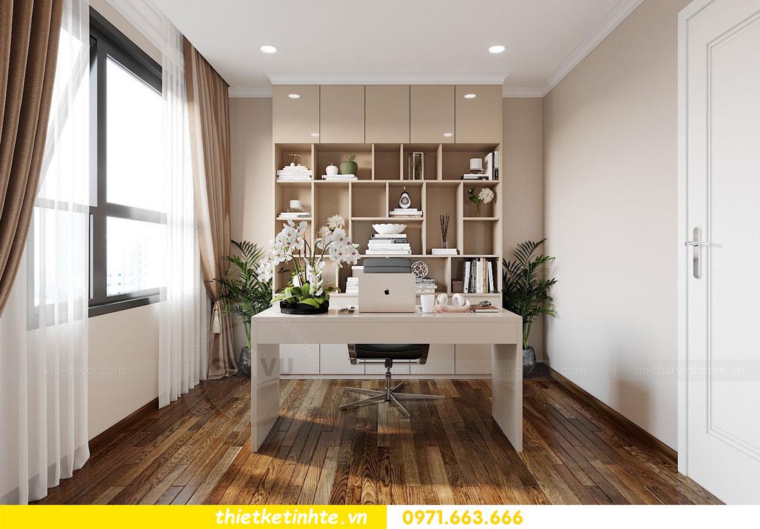 thiết kế nội thất chung cư DCapitale tòa C7 căn 02 nhà chị Thủy 8