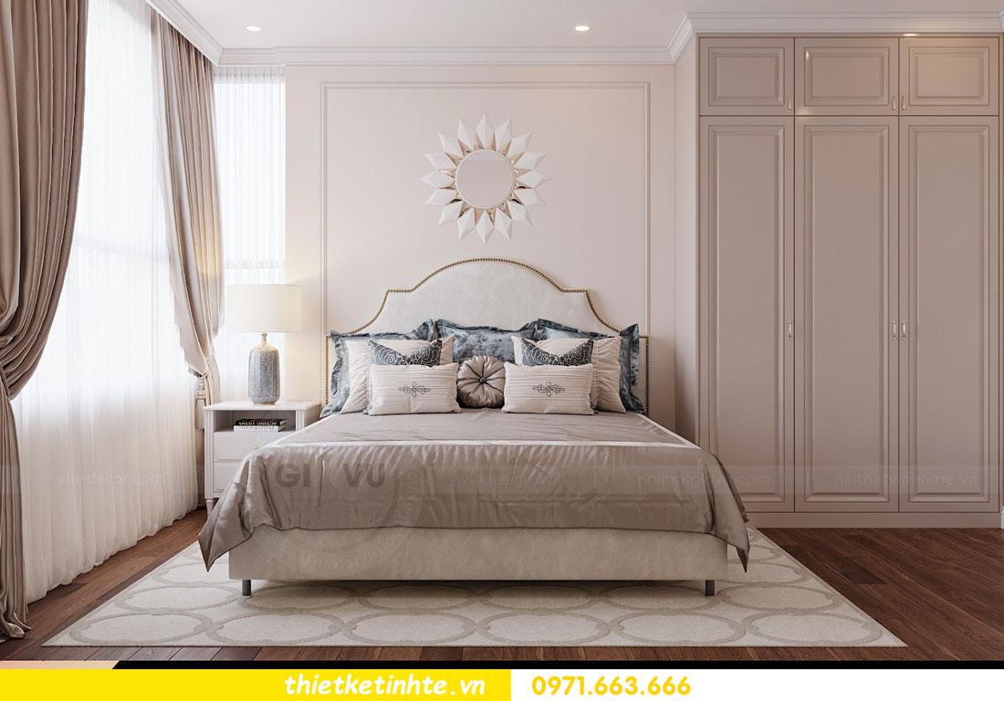 thiết kế nội thất chung cư Vinhomes DCapitale tòa C3 căn 09 6