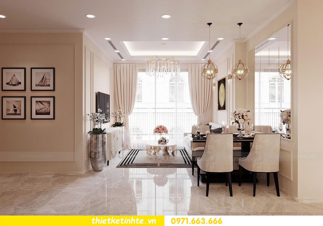 thiết kế nội thất tòa C6 căn 04 chung cư DCapitale chị Ưu 03