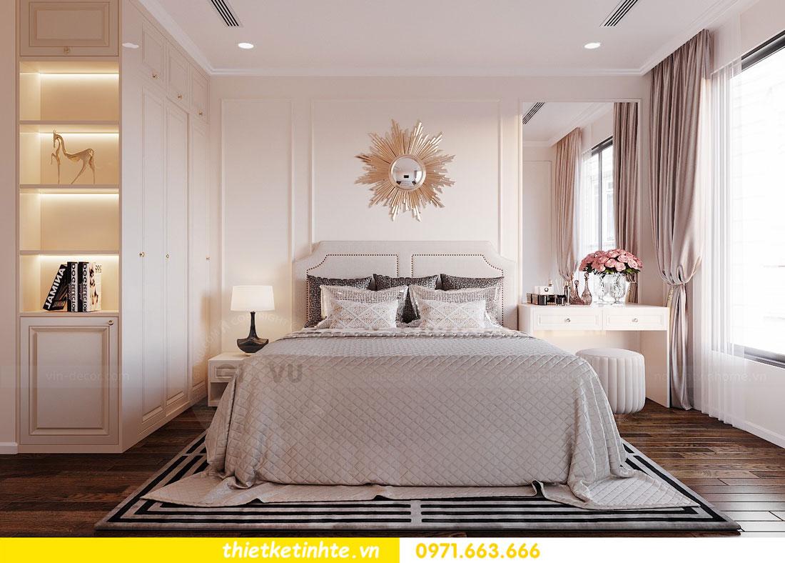 thiết kế nội thất tòa C6 căn 04 chung cư DCapitale chị Ưu 08