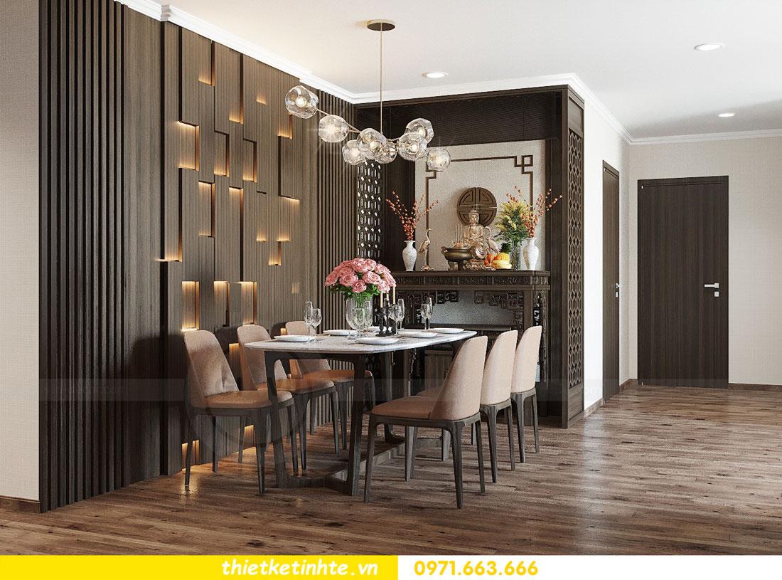 thiết kế thi công nội thất chung cư Park Hill P712 anh Điệp 04