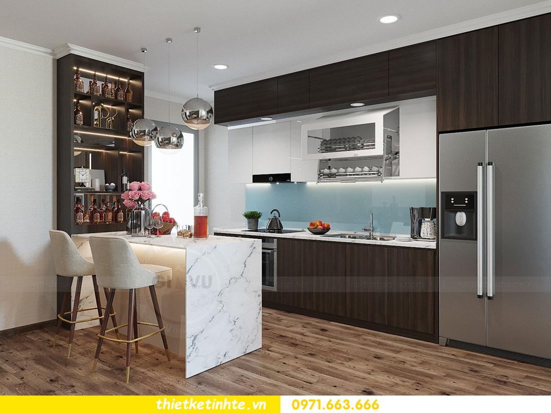 thiết kế thi công nội thất chung cư Park Hill P712 anh Điệp 06