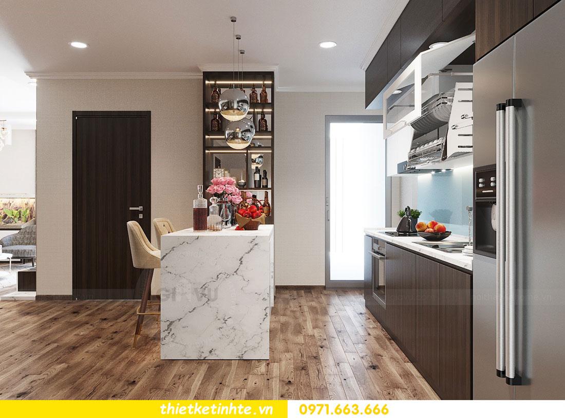 thiết kế thi công nội thất chung cư Park Hill P712 anh Điệp 07