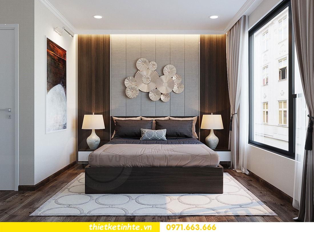thiết kế thi công nội thất chung cư Park Hill P712 anh Điệp 10