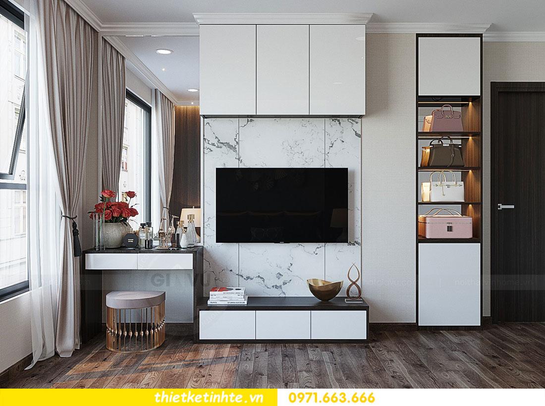 thiết kế thi công nội thất chung cư Park Hill P712 anh Điệp 11