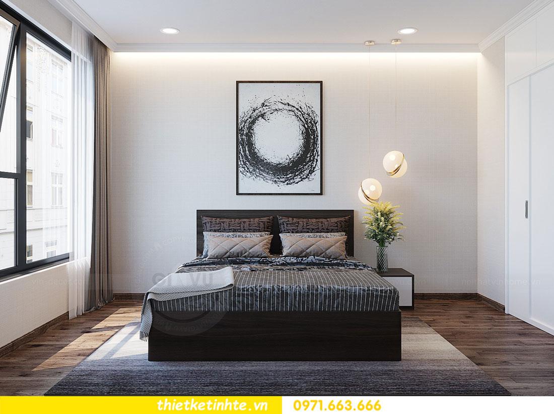 thiết kế thi công nội thất chung cư Park Hill P712 anh Điệp 13