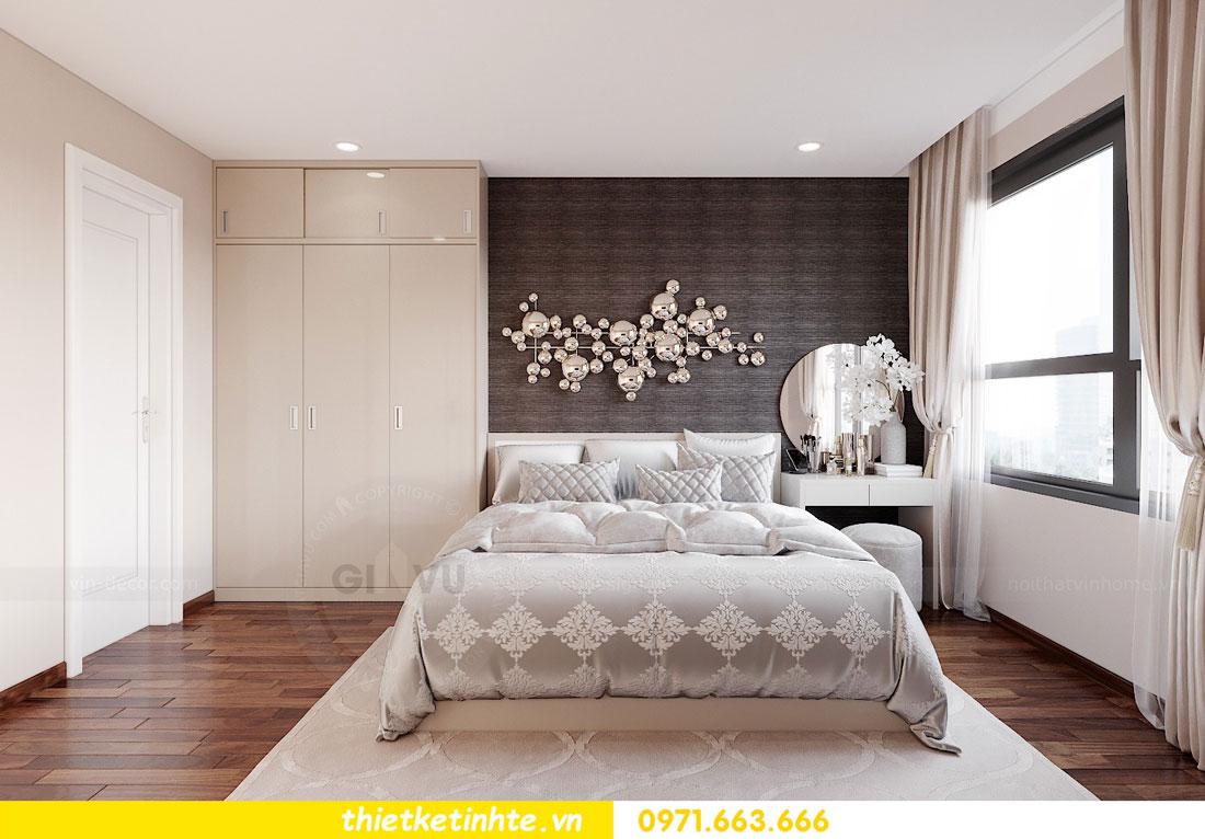 tư vấn thiết kế nội thất chung cư cao cấp nhà chị Loan 4