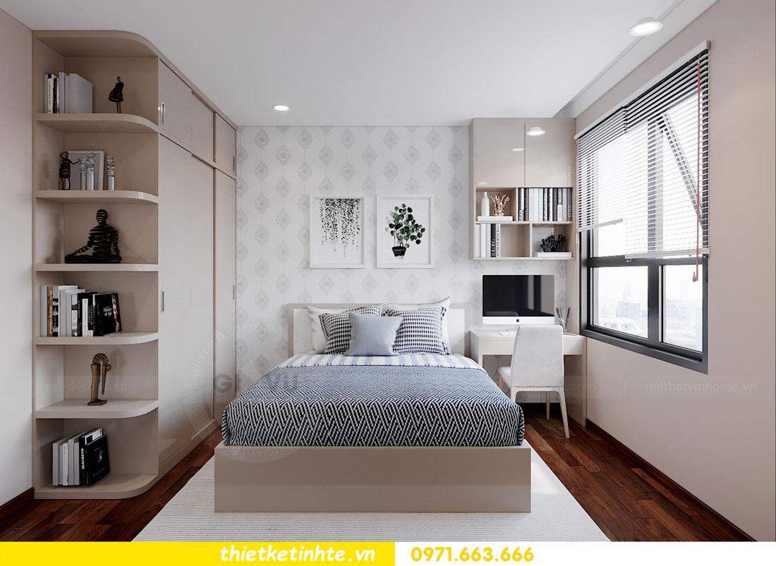 tư vấn thiết kế nội thất chung cư cao cấp nhà chị Loan 5