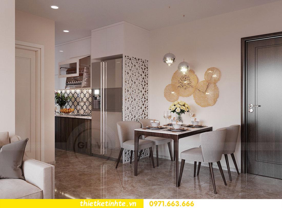 mẫu nội thất chung cư đơn giản nhẹ nhàng mà hiện đại 01