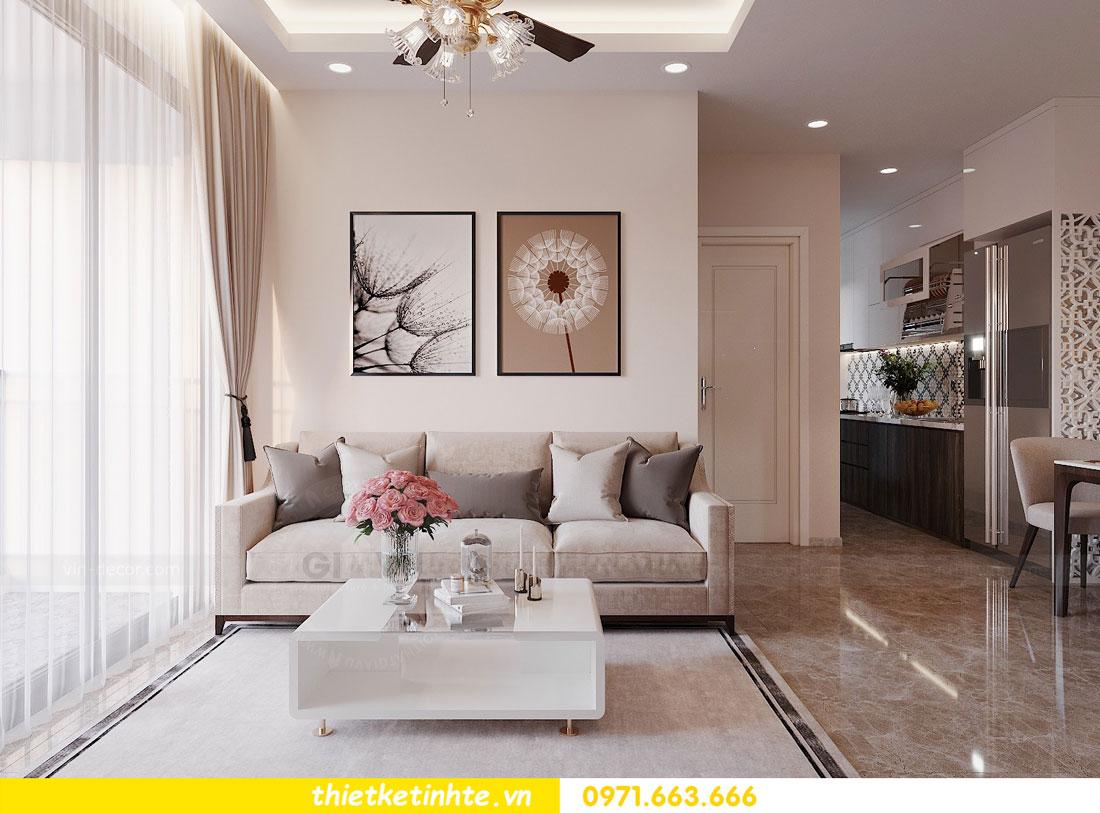 mẫu nội thất chung cư đơn giản nhẹ nhàng mà hiện đại 04